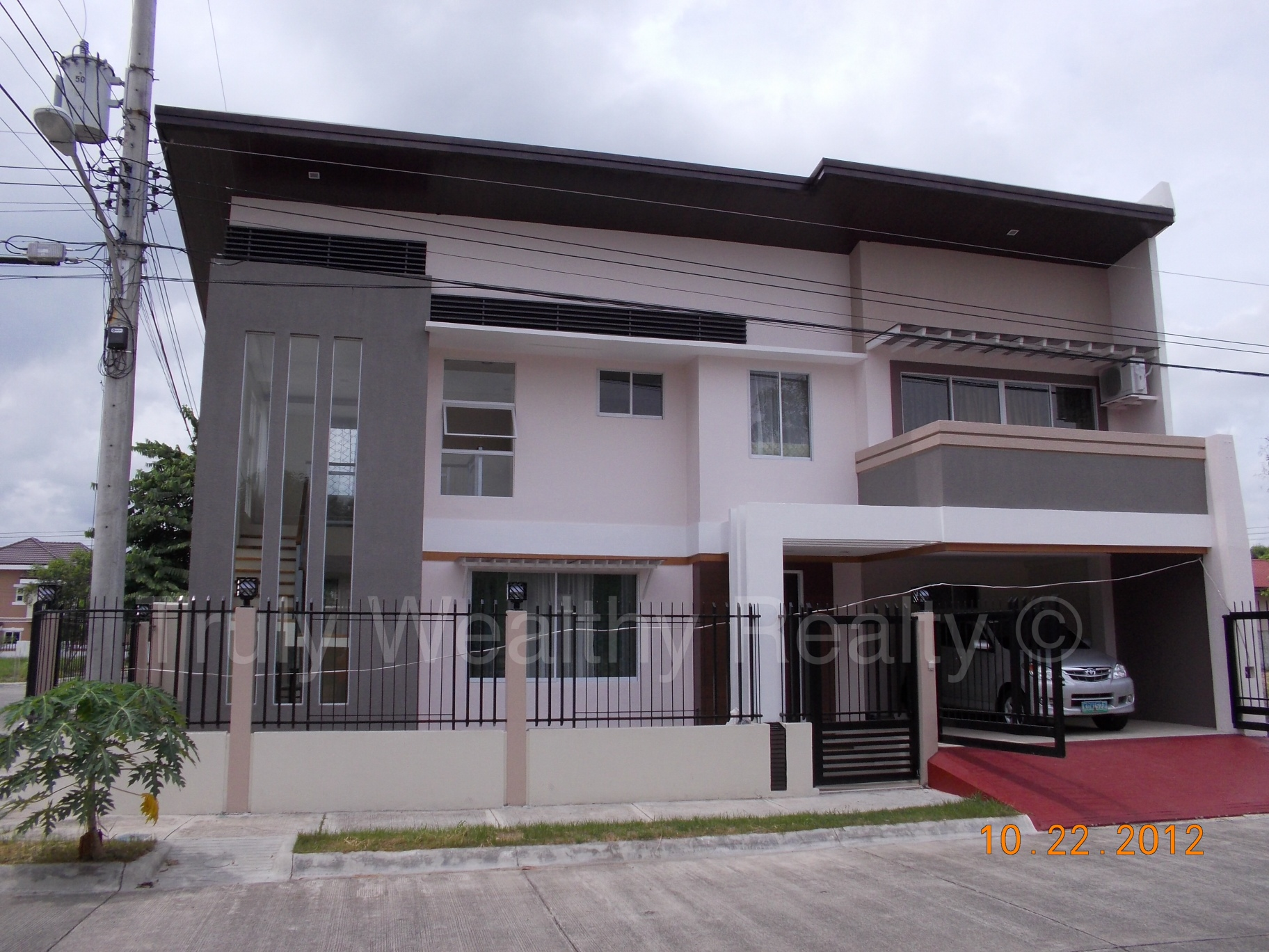 Fully furnished 4 bedroom house in hillsborough truly for Zen apartment design in the philippines
