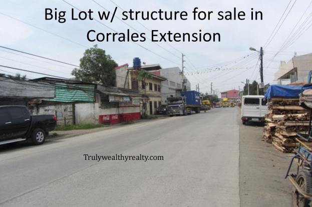 big lot for sale cdo corrales extension