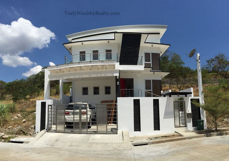 Xavier estates modern design house for rent truly for Modern house for rent