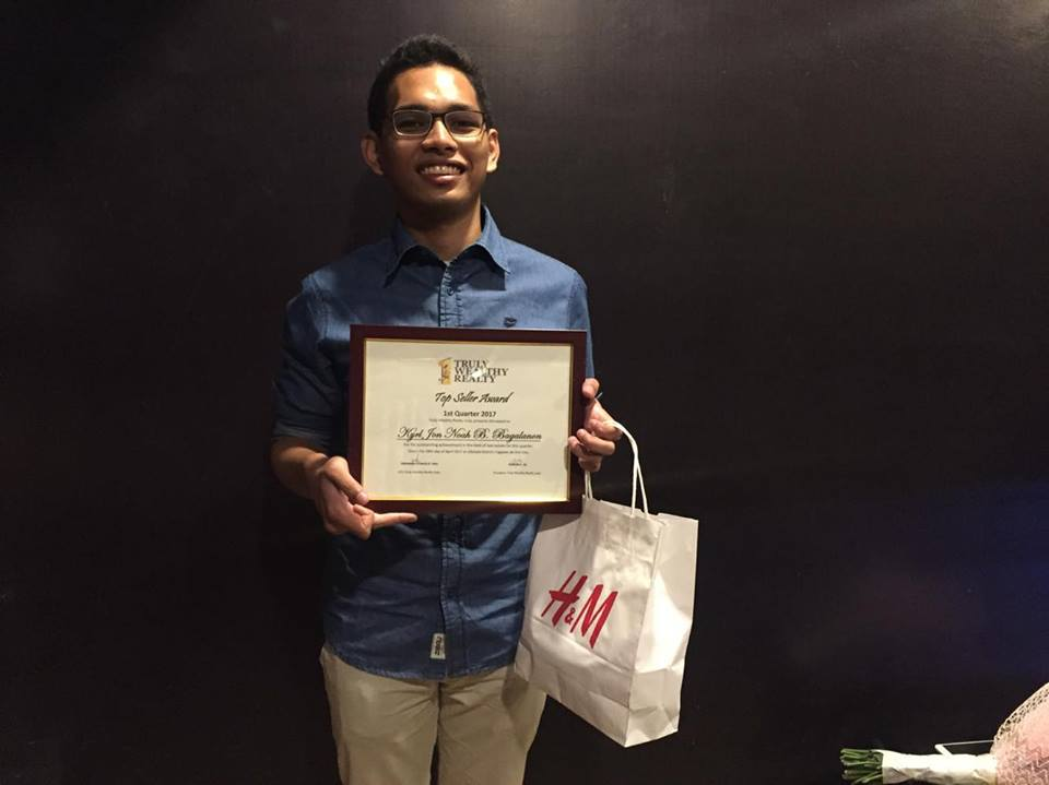 Truly Wealthy Realty Corp. first quarter 2017 awarding7